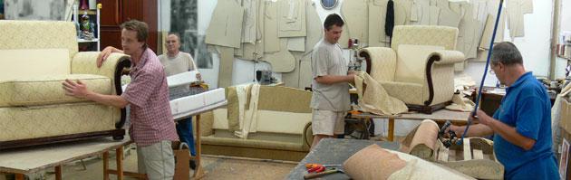 Ülőgarnitúra Készítés